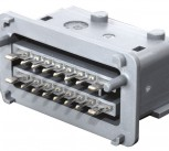 Welding sockets for electronic control units