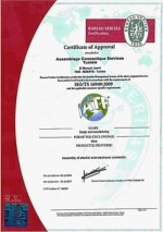 ISO/TS 16949 attributed to Assemblage Connectique Services Tunisie