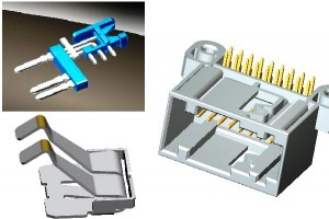 Research and development of industrial connectors