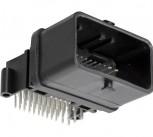 through hole soldering socket