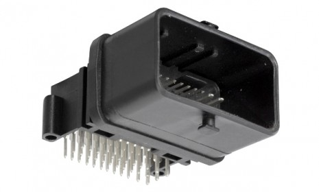 specific connector for stop and go on vehicle