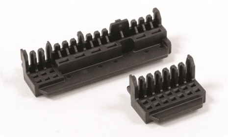 housing for automotive connectors