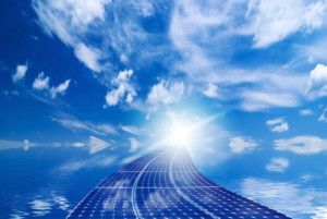 Solar panels and electric connectivity for tomorrow's roadways with ACS