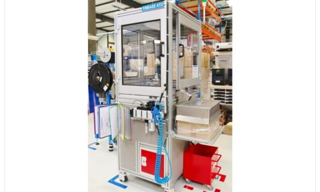 ACS manufactures these automated process for assembly bloc ATOFUSE