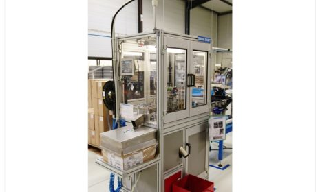 ACS manufactures these automated process for assembly fusebloc