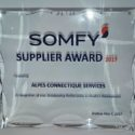 """SOMFY: """"PRODUCT DEVELOPMENT"""" award for ACS…"""