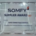 SOMFY : Award du « PRODUCT DEVELOPMENT » pour ACS…